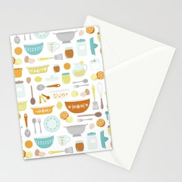 Citrus Kitchen Stationery Cards