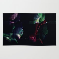 Tropical darkness Rug