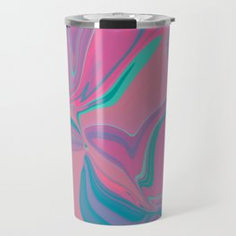 Candy marble chewing gum fantasy Travel Mug
