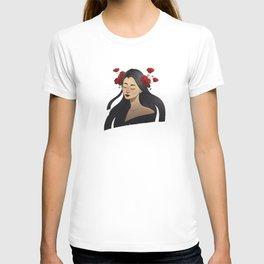 Poppy Girl T-shirt