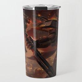 Dreadnova Darius League Of Legends Travel Mug