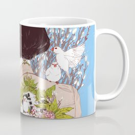 Strawberry Milk Coffee Mug