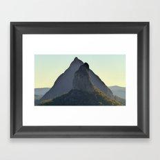 Alignement Framed Art Print