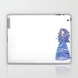 Queen of the West Kingdom Laptop & iPad Skin