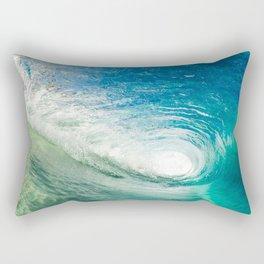 Wave Tube Rectangular Pillow