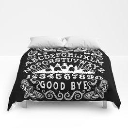 Death Moth Ouija Comforters