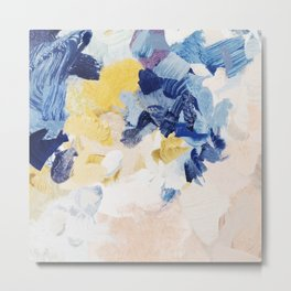 Palette No. Twenty Two  Metal Print