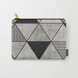 Concrete Triangles 2 Carry-All Pouch
