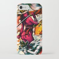 misfits iPhone & iPod Cases featuring Samurai-Sugar x misfits 2 by kunkka