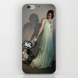 A Night at the Pictures iPhone Skin
