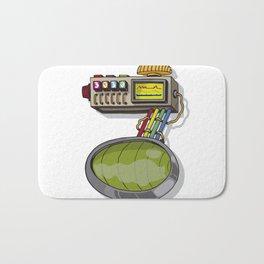 MACHINE LETTERS - 3 Bath Mat