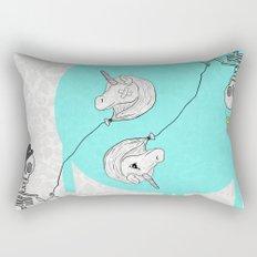 Skeletonia Rectangular Pillow