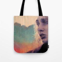 Blue sense8 Tote Bag