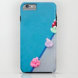 Rub A Dub Dub iPhone Case