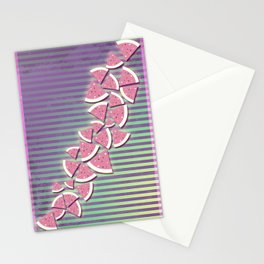 work in progress fruit Stationery Cards