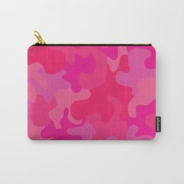 Hot Pink Camo Carry-All Pouch