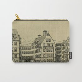 Wesley Hospital 1888 Carry-All Pouch