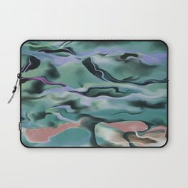 Waves In Harmony Laptop Sleeve