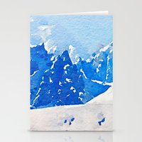 alaska Stationery Cards featuring Alaska by Acacia Alaska