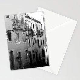 Lisbon Streets Stationery Cards
