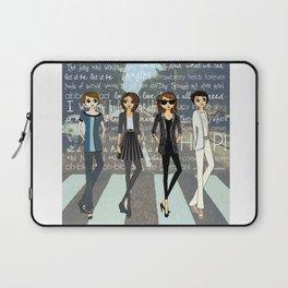 Beatlemania Laptop Sleeve
