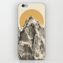 Mountainscape 5 iPhone Skin