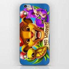 Kakuna Rattata iPhone & iPod Skin