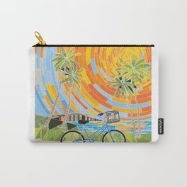 FL Keys Bicycle Carry-All Pouch