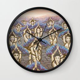 Womanity Wall Clock
