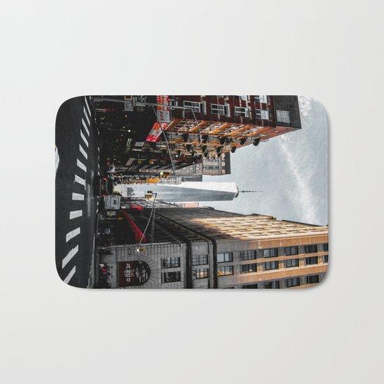 Lower Manhattan One WTC Bath Mat
