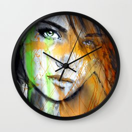 THAT NOTE Wall Clock