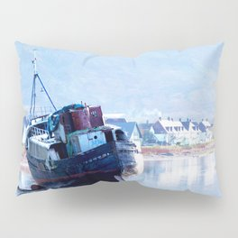 Shipwreck Pillow Sham