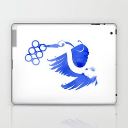 Heron (Keep it clean) Laptop & iPad Skin