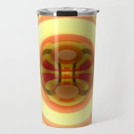 Spacetime path Travel Mug