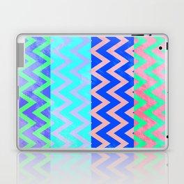 Chevron Spring Laptop & iPad Skin