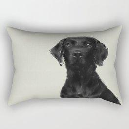 Trixi the Lab Rectangular Pillow