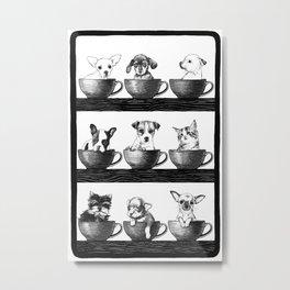 Cupboard Metal Print