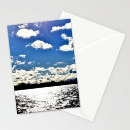 Lake Ontario Landscape  Stationery Cards