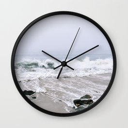 Surrender 3 Wall Clock