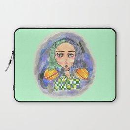 Saturn Girl Laptop Sleeve