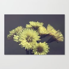 Antique Bouquet  Canvas Print