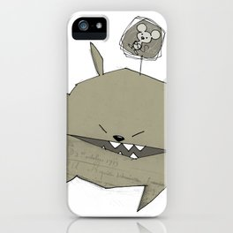 minima - rawr 04 iPhone Case