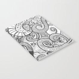 octupi heart Notebook