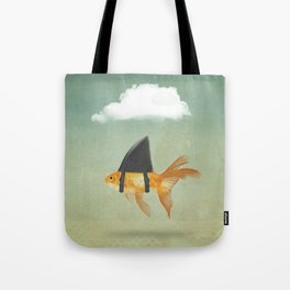 Brilliant DISGUISE - UNDER A CLOUD Tote Bag