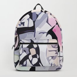 Abstract 100 #7 Backpack