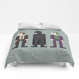 The Dark Knight 8-Bit Comforters