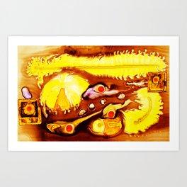 Pancreas Art Print