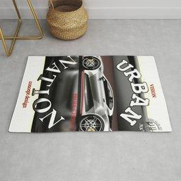 Sport Car concept - Accessories & Lifestyle Rug