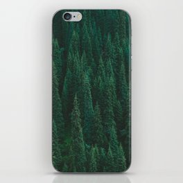 deep woods. iPhone Skin