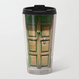 Bolivia door 3 Travel Mug
